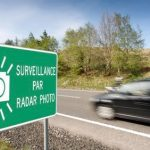 "Photo panneau ""Surveillance par radar photo"""