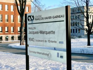 Photo : le Cégep Garneau