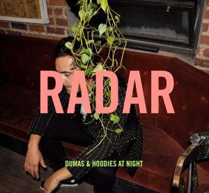 Pochette single Radar de Dumas
