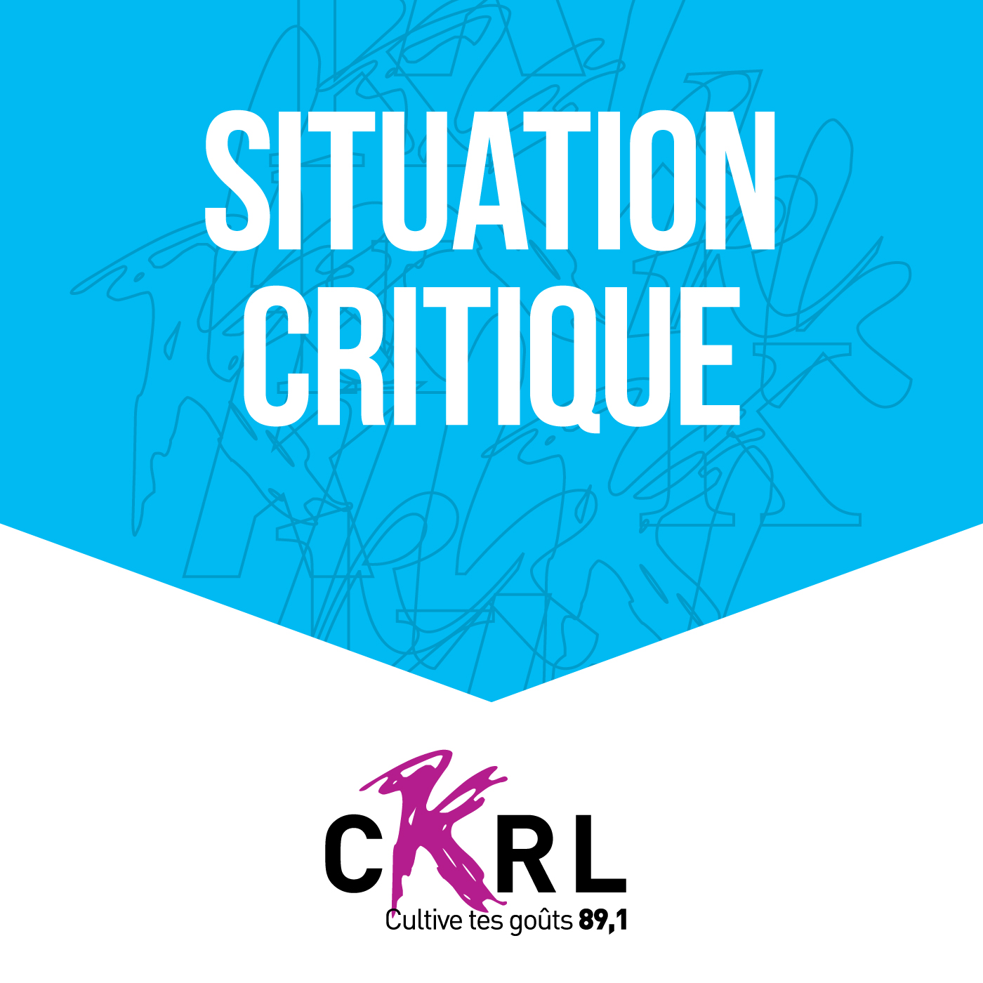 Logo carré Situation critique