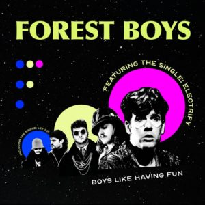 Pochette album Boys Like Having Fun de Forest Boys
