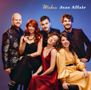 Pochette Wishes de Jazz Affair