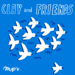 Pochette album La Musica Popular de Verdun de Clay and Friends