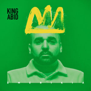 Pochette album EMERIKIA de King Abid