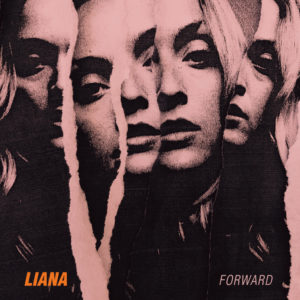 Pochette album Forward de Liana