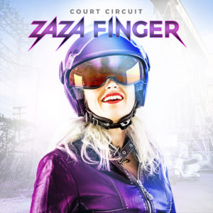 Pochette album Court-circuit de Zaza Finger