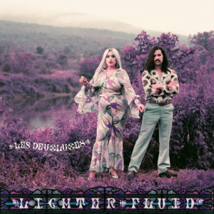 Pochette album Lighter Fluid de Les Deuxluxes