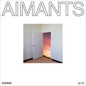 Pochette album Aimants feat Ariane Moffatt and D R M S de SOMMM