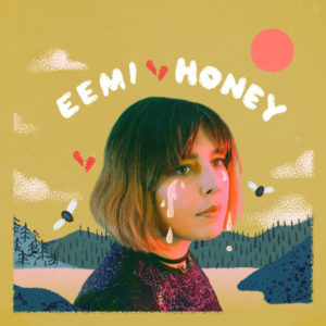 Pochette album Honey EP de éemi